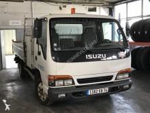 furgoneta volquete volquete trilateral Isuzu