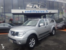 Nissan Navara 2.5 DCI 171 BV6 KING CAB HARD TOP
