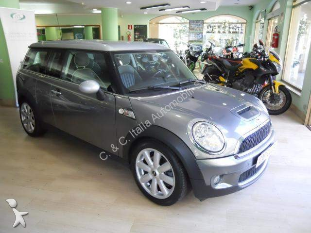 Voiture Break Occasion Mini Cooper Clubman 16 16v S Clubman