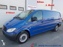 Mercedes Vito 115 CDI Klima 1.Hand AHK 3 Sitzer PDC Navi