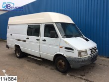 Iveco Daily Turbo 35-10 Manual, Steel suspension