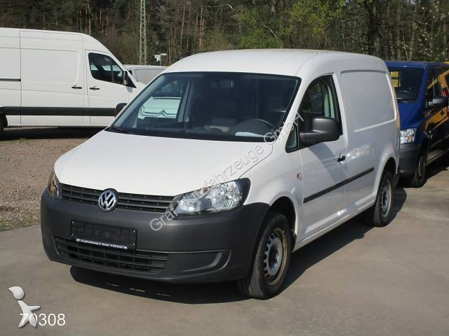 fourgon utilitaire volkswagen caddy 1 6 tdi maxi occasion. Black Bedroom Furniture Sets. Home Design Ideas
