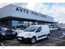 Peugeot Partner 120 L1 1.6 HDi FAP 75 Pack CD Clim