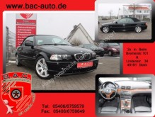 BMW 320 Ci Cabrio*Leder*schwarz/schwarz*N Insp.*