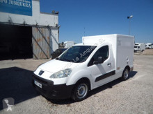Peugeot insulated refrigerated van