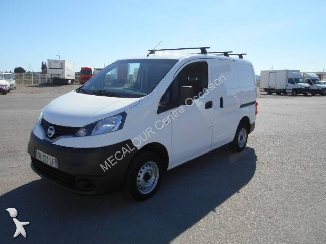fourgon utilitaire nissan nv200 1 5 dci 90 4x2 occasion n 1990478. Black Bedroom Furniture Sets. Home Design Ideas