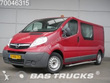 Opel Vivaro 2.0 CDTI L2H1 3.5m3 DOKA AHK DC Dubbel Ca