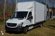 Mercedes furniture lift van