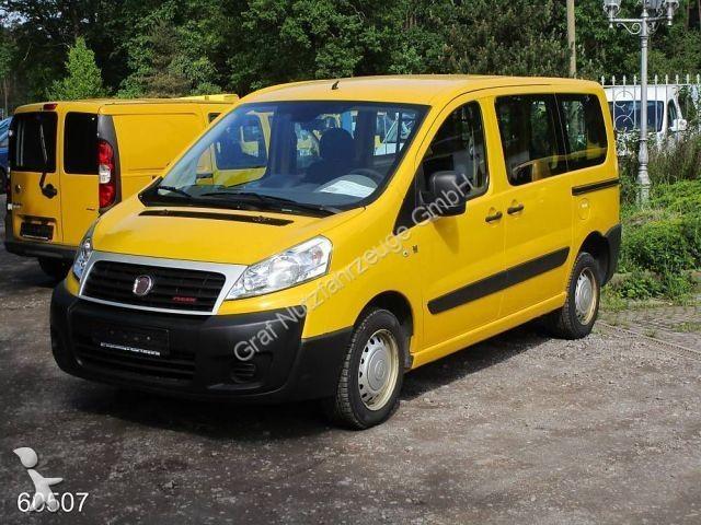 W Mega Furgon dostawczy Fiat Scudo 2.0 JTD 140 Multijet 4x4 używany - n NK65