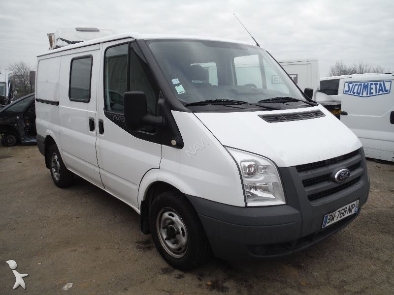 fourgon utilitaire ford transit 2 2 tdci 85 cv 160 cp cab approf 6 places occasion n 2000330. Black Bedroom Furniture Sets. Home Design Ideas