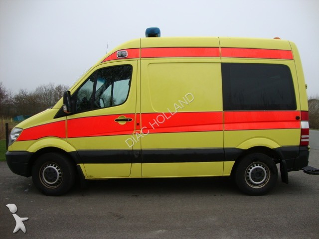 ambulance nc mercedes benz 316 cdi 17020 occasion n 2000475. Black Bedroom Furniture Sets. Home Design Ideas