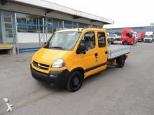 utilitaire plateau ridelles Opel