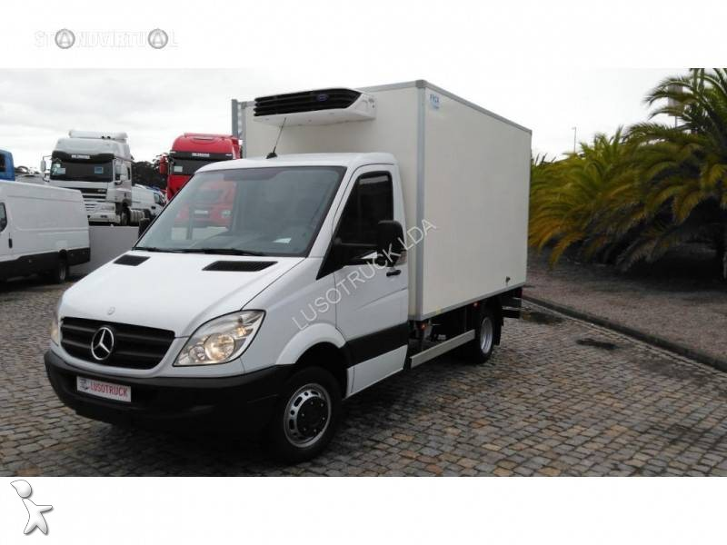 utilitaire frigo mercedes isotherme sprinter 513 cdi. Black Bedroom Furniture Sets. Home Design Ideas