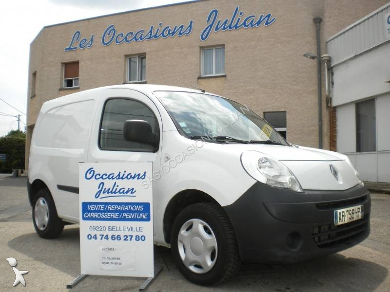 fourgon utilitaire renault kangoo dci 70 4x2 occasion n 2013302. Black Bedroom Furniture Sets. Home Design Ideas