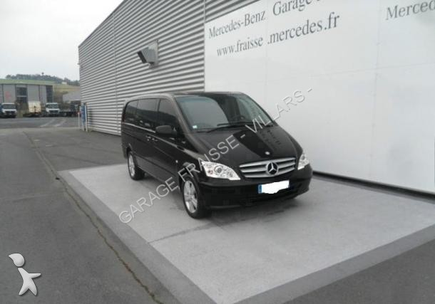 fourgon utilitaire mercedes vito fg 122 cdi long d sign. Black Bedroom Furniture Sets. Home Design Ideas