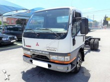 furgoneta chasis cabina Mitsubishi