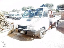 Iveco Daily 35.12 turbo cassone con gru