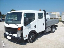 Nissan Cabstar 3.0 TD doppia cabina cassone BELLISSIMO !