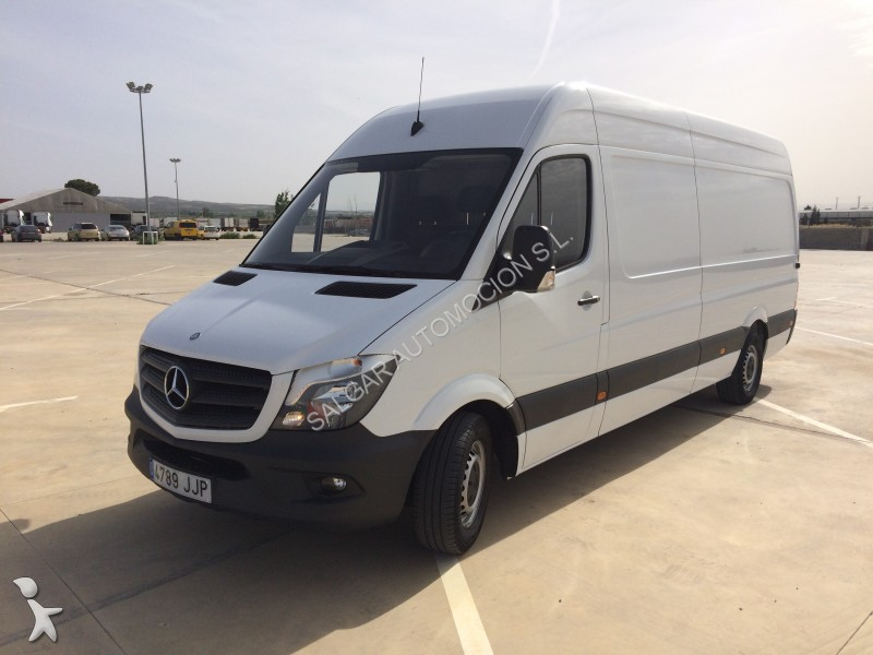 fourgon utilitaire mercedes sprinter 313 cdi occasion n 2027070. Black Bedroom Furniture Sets. Home Design Ideas