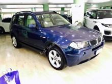 BMW X3 3.0d Futura