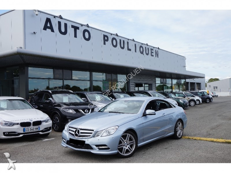 voiture mercedes coup classe e coupe 350 cdi be executive. Black Bedroom Furniture Sets. Home Design Ideas