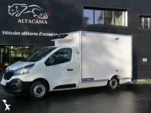 utilitaire frigo caisse négative Renault