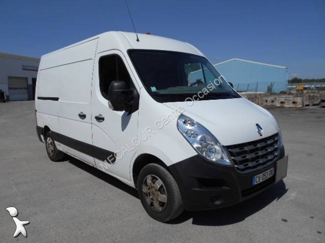 fourgon utilitaire renault master 125 dci 4x2 gazoil. Black Bedroom Furniture Sets. Home Design Ideas