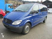 Mercedes Vito 120 CDI Automatik 2 Schiebetüren Mixto