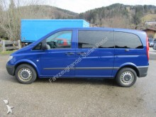 Mercedes Vito 120 CDI Mixto Automatik 2x Schiebetür