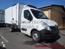 Renault Master t35 isotermico + frigo con porte laterali dx sx