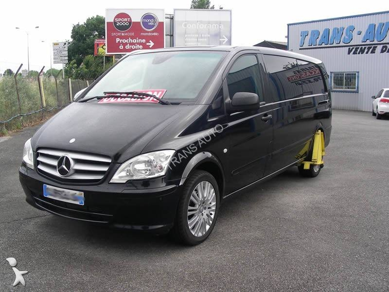 fourgon utilitaire mercedes vito 122 cdi occasion n 2051960. Black Bedroom Furniture Sets. Home Design Ideas