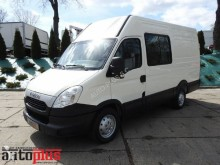 Iveco DAILY 35C15 FURGON BRYGADOWY 7 MIEJSC TEMPOMAT [ 7691 ]