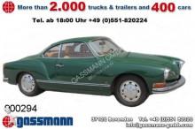 Volkswagen Karmann Ghia mit Sportomatic Autom.