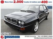 carro cupé descapotável Lancia