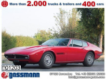 Maserati Ghibli / 4.9 SS