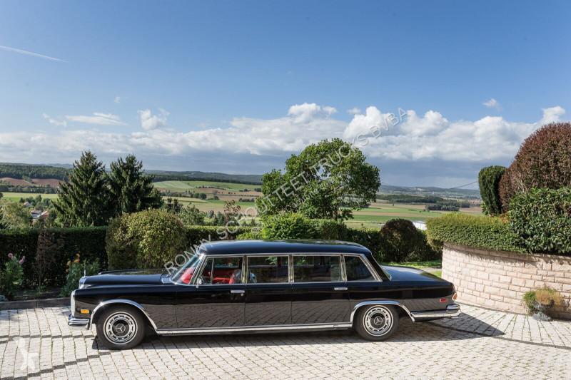 Voir les photos Véhicule utilitaire Mercedes 600 lang Pullmann 600 Pullmann Lang, 6-Türig