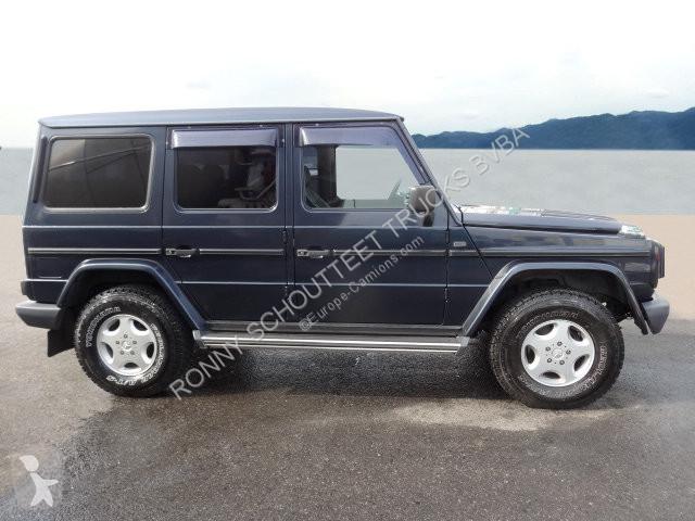 View images Mercedes G  L 4x4 G  L 4x4, 9-Sitzer, mehrfach VORHANDEN! van