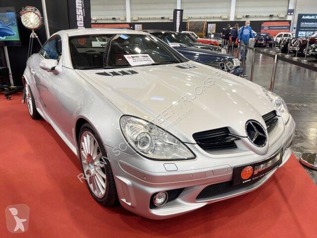 Преглед на снимките Лекотоварен автомобил Mercedes 55 AMG Roadster  55 AMG Roadster (7G-Tronic), mehrfach VORHANDEN!