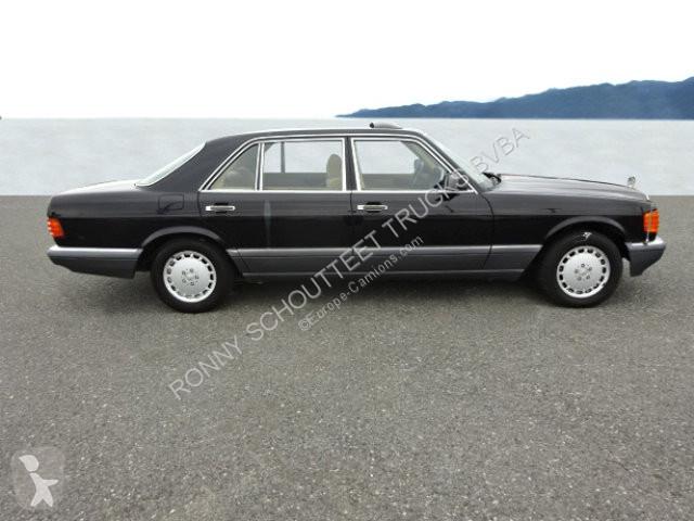 Voir les photos Véhicule utilitaire Mercedes SEL  Limousine Lang  SEL Limousine Lang,  mehrfach VORHANDEN!
