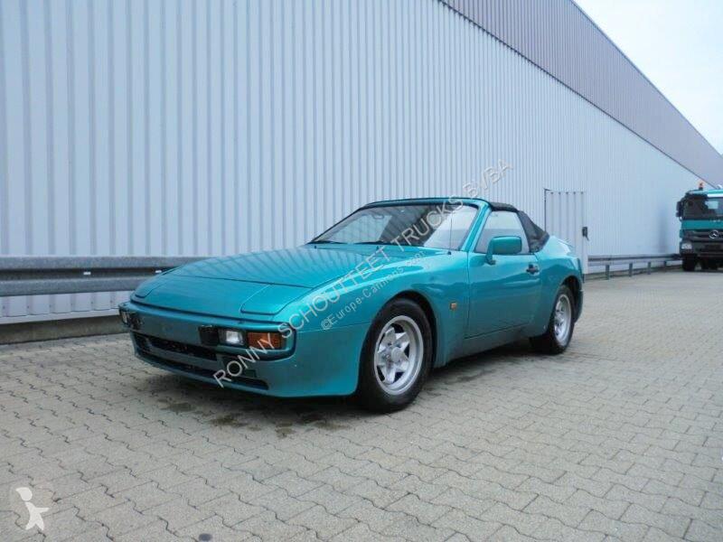 Voir les photos Véhicule utilitaire Porsche 944/924 Cabrio 944/924 Cabrio Autom./eFH.