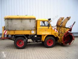 nc - 30 411 4x4 Unimog 30 411 4x4 Schneefräse mit Separatmotor