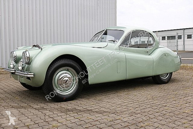 Voir les photos Véhicule utilitaire Jaguar 120 Fixedhead Coupe