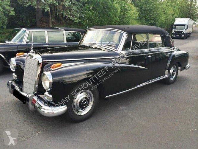 Voir les photos Véhicule utilitaire Mercedes 300 D Adenauer Cabriolet  Autom./Leder/Radio