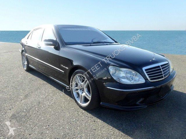 Voir les photos Véhicule utilitaire Mercedes S 55 AMG Kompressor S 55 AMG Kompressor, 500 PS, Langversion,  mehrfach VORHANDEN!