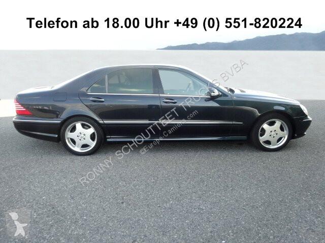 Voir les photos Véhicule utilitaire Mercedes S 55 L  AMG S 55, Langversion, mehrfach VORHANDEN!