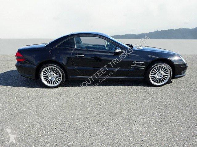 Vedeţi fotografiile Vehicul utilitar Mercedes 55 AMG Roadster  55 AMG Roadster, mehrfach VORHANDEN!
