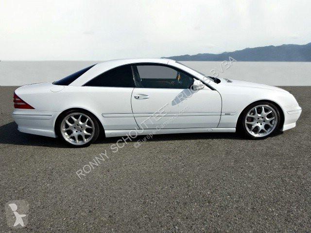 Voir les photos Véhicule utilitaire Mercedes 500 Coupe  500 Brabus 5.8 ltr. Motor Autom.