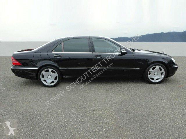 Voir les photos Véhicule utilitaire Mercedes S 600 Limousine lang S 600 Limousine lang,  mehrfach VORHANDEN!
