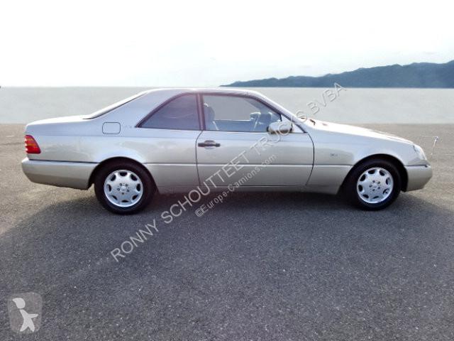 Voir les photos Véhicule utilitaire Mercedes S 600 Coupe, 600 S 600 Coupe, 600, mehrfach VORHANDEN!