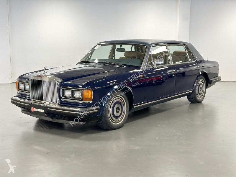 Ver las fotos Vehículo utilitario Rolls-Royce Silver Spur II Limousine  Autom./Klima/eFH.
